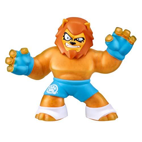 Heroes of Goo Jit Zu - Sandy Lion Action Figure, Sahario