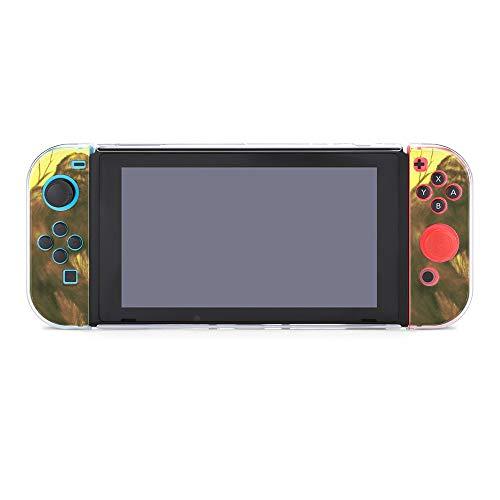 Funda protectora para Nintendo Switch, Bigfoot Savage Funda duradera para Nintendo Switch y Joy Con