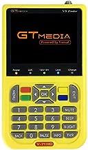 DP-iot GTMEDIA/Freesat V8 Finder HD DVB-S2 Digital Satellite Finder High Definition Sat Finder DVB 1080P S2 Satellite Meter Satfinder