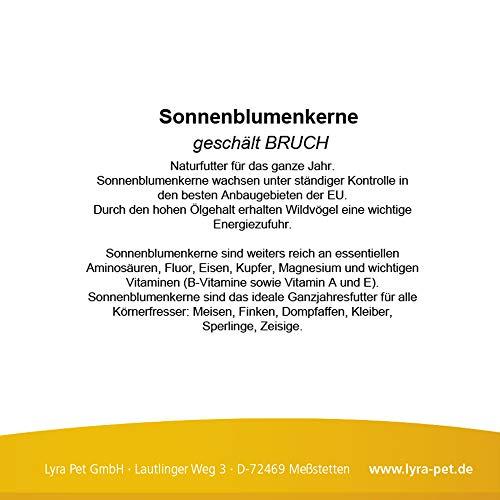 Sonnenblumenkerne 25000 geschält