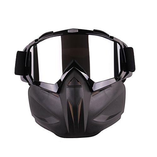 ANNA SHOP Taktische Maske für Nerf, Schutzmaske im Tarnung-Stil Kinder Masken für Nerf/ Nerf Rival/CS usw