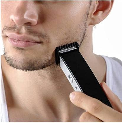 KH StoreⓇ Trimmer for men Rechargeable Cordless Beard Trimmer for Men | Beard and Hair Trimmer For Men saving With 3 Adjustable Extra Clip(Multicolor)
