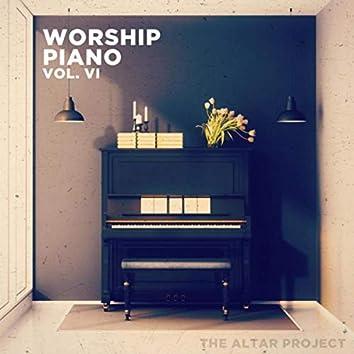 Worship Piano, Vol. VI