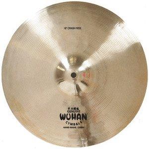Wuhan Cymbals MV0130 - Plato 16''rock' crash wuhan, color dorado