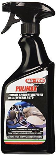 MA-FRA H0215 Pulimax, Multiuse Detergent voor auto interieurs, vernieuwt kleuren en verwijdert aanhoudende vuil, Neutraliseert geuren en laat een delicate parfum, grootte 500ml