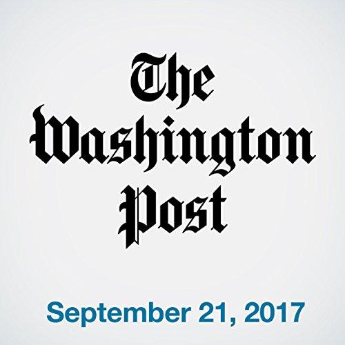 September 21, 2017 copertina