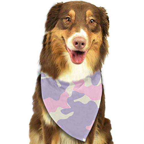 Gxdchfj Camouflage.png Triangle Neckerchief Puppy Triangle Triangle Bibs Scarfs for Pet Dogs