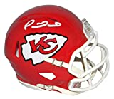 Patrick Mahomes Signed Kansas City Chiefs Super Bowl Liv Speed Mini Helmet Jsa - Autographed NFL Mini Helmets