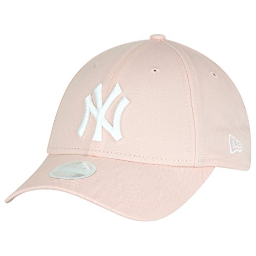 New Era ERA League Essential Gorra, Mujer, Rosa, Talla Única