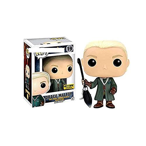 SDFM Figuras Pop Harry Potter Draco Malfoy # 19 Figura De Acción 10Cm, Colección De PVC Modelo...