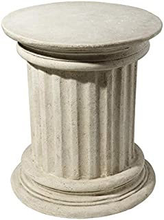 Best concrete garden pedestal Reviews