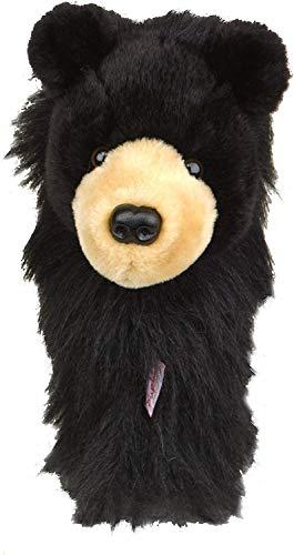 Daphne's Black Bear Headcovers