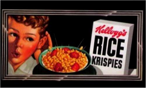 Hot Properties Kellogg's Rice Krispies Imán KM1712