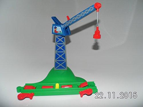 Eichhorn - Zubehör-Set - Kran für alle gängigen Holzeisenbahnen