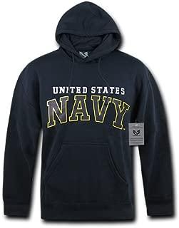Rapiddominance Navy Pullover Hoodie