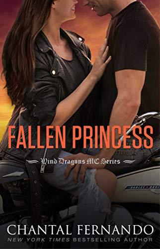 Fallen Princess (Wind Dragons Motorcycle Club Book 10)