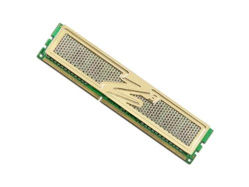OCZ OCZ3G1333LV3GK PC1333 Arbeitspeicher 3 GB DDR3 RAM Triple Channel Kit, CL9, 3 x 1 GB