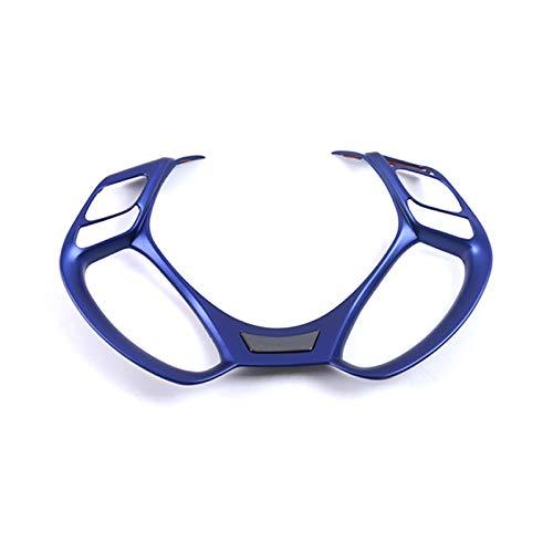 Intérieur Plastique ABS Mat Volant Cadre Coque Trim 1 pcs Accessoires pour CHR C-HR 2016-2019