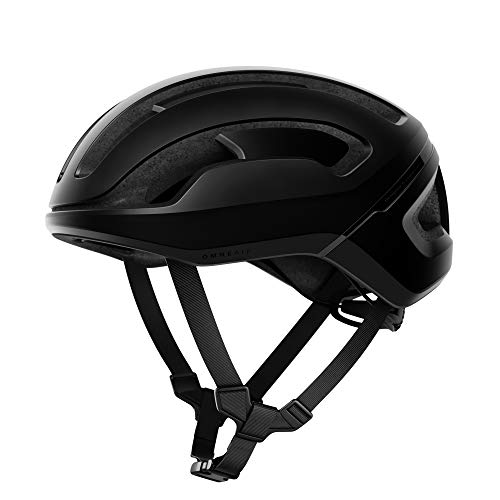 POC Omne Air Spin, Casco Unisex-Adulto, Uranium Black Matt, M