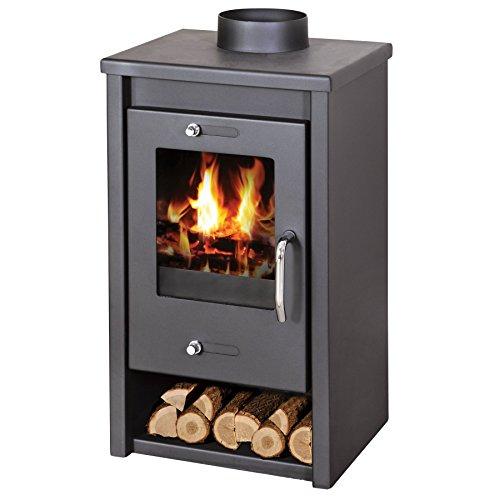 EEK A Kaminofen Victoria Deluxe SL (kleiner Ofen!) mit 5 kW Holz&Kohle