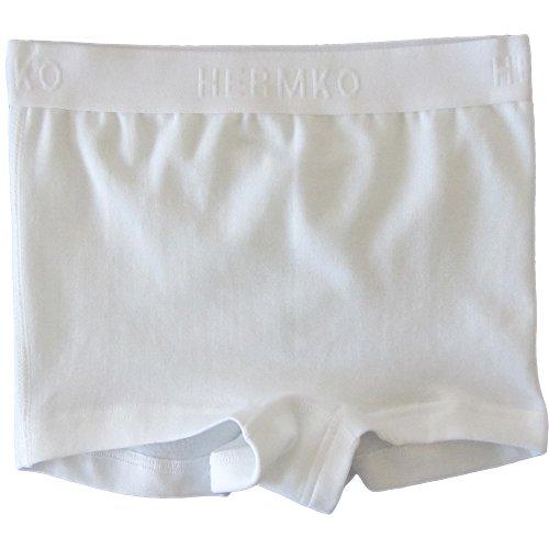 HERMKO 52750 Meisjes panty met zachte 'sport' tailleband