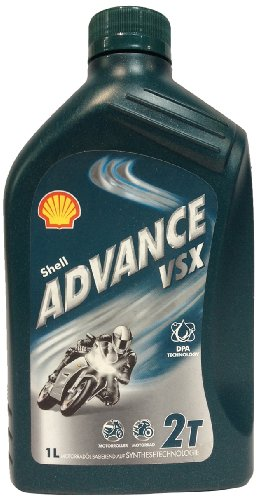 1 ltr. Shell Advance VSX 2