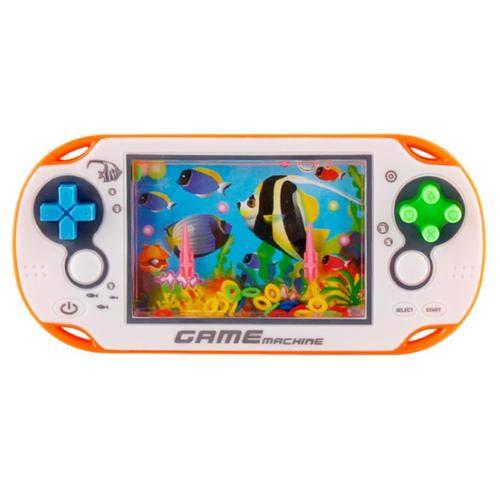 fervortop 1PC Juego De Mano LCD Juguetes Consola De Juegos De Mano De Plástico Classic Y Retro Juego De Consola De Bolsillo para Cumpleaños Niños Mayores De 3 Años(Color Aleatorio)