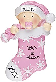 Best 2020 Personalized Ornament Baby