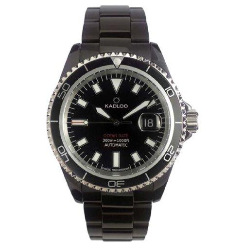 Kadloo kad80810bk–Armbanduhr Herren