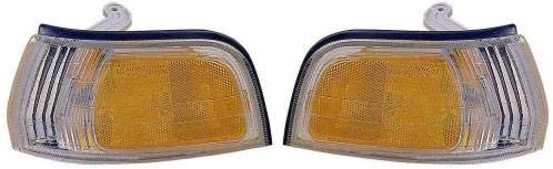 Max 77% OFF Go-Parts - PAIR SET for 1992 Limited price sale L Honda Side Marker 1993 Accord
