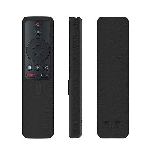 BenCreative Custodia in silicone per telecomando per MIUI Set Top Box Coperchio per telecomando MI BOX Black