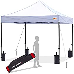 6 Best 10x20 Pop Up Canopy Tent Reviews [Heavy Duty and Easy Set Up