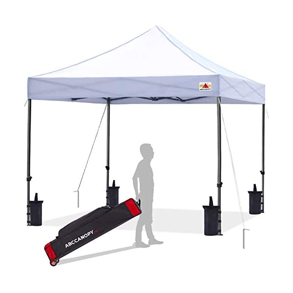 ABCCANOPY Patio Pop Up Canopy Tent 10×10 Commercial-Series