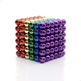 Educational Magnetic Balls Playset - Multicolored