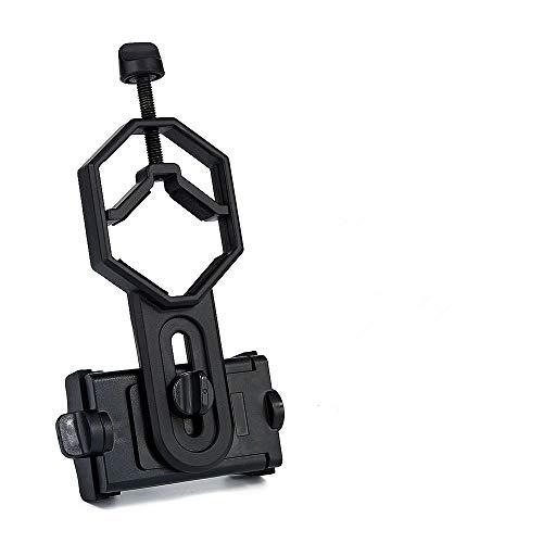 Surplex Universal Adaptador de Smartphone, prismáticos, telescopio terrestre, microscopio
