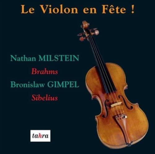 Eugen Jochum, Herbert von Karajan, Bronislaw Gimpel & Nathan Milstein