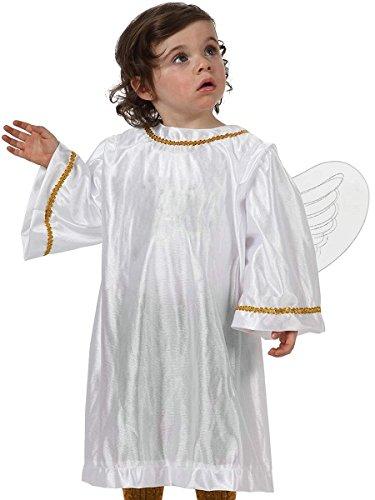 Mas Disfraces 36272AT - Disfraz de ángel para bebé (12-24 meses)