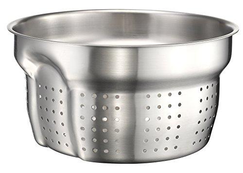 Tefal Ingenio 8012922 Panier à Pâte Empilable Diamètre 20 cm