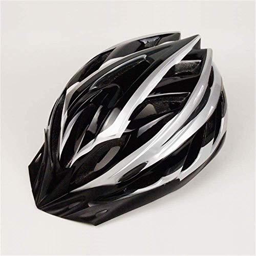 JIBO Montaña Bicicleta Montando Casco, Cómodo y Respirable para Hombres y Mujer,...
