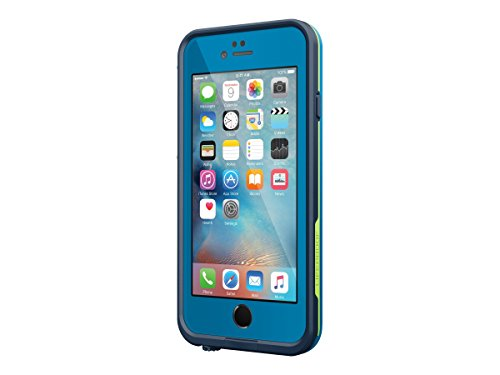 Lifeproof FRĒ SERIES iPhone 6 PLUS/6s PLUS Waterproof Case - Retail Packaging - BANZAI (COWABUNGA/WAVE CRASH/LONGBOARD)