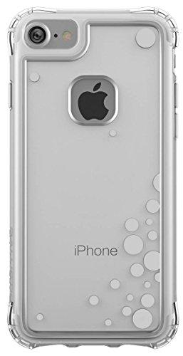 Ballistic JE1738-B47N Jewel Essence Case for Apple iPhone 8/7/6S/6 -Clear/Silver