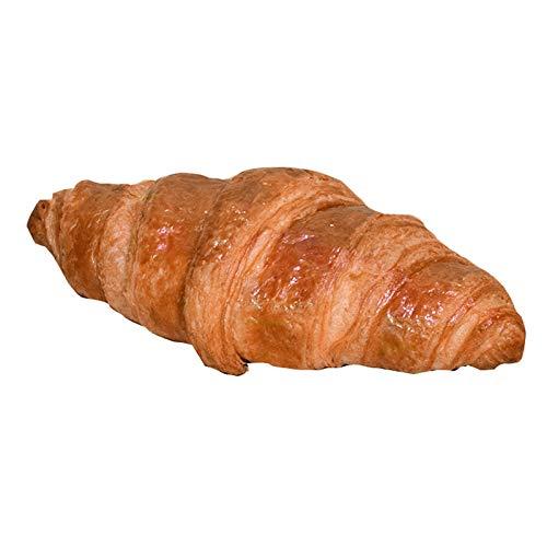 Vestakorn Handwerksgebäck, 6x Croissants - frisches Feingebäck – Französisches Butter-Croissant, 6 Stück, selbst aufbacken in 6 Minuten