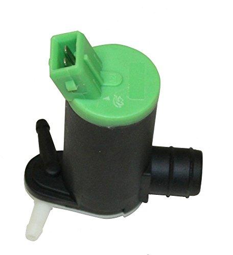 AERZETIX: Pompe de Lave-Glace duale Avant/arrière pour Auto Voiture