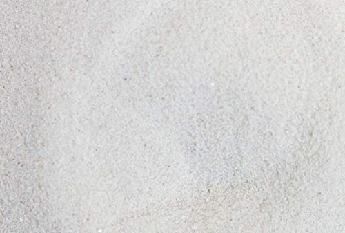 Roman Gravel White Quartz Sand, 8 Kg