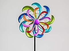 Farbenfrohes 124x30 cm