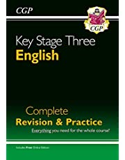 KS3 English Complete Revision & Practice (with Online Edition)