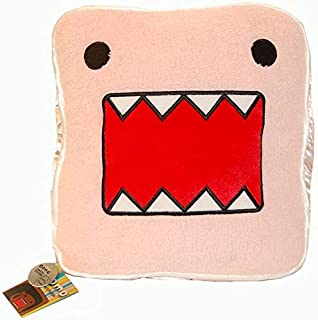 Licensed 2 Play Domo Face Pillow, Pink