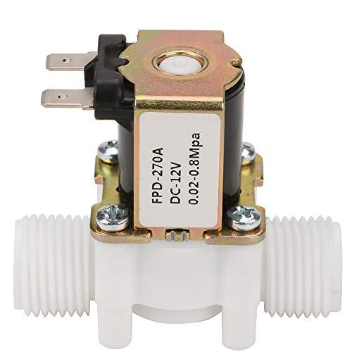 Válvula solenoide eléctrica 12V G1 / 2
