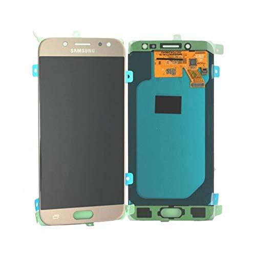 Mr Cartridge Pantalla para Samsung J52017LCD + Touch Original sm-j530F GH97–20738C Gold