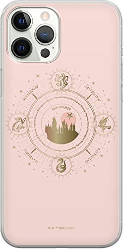 ERT GROUP Custodia per smartphone originale e con licenza ufficiale Harry Potter per IPhone IPhone 12 PRO MAX, forma ottimale dello smartphone, antiurto